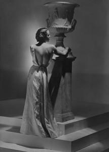 Miss Nicole, Evening Dress by Schiaparelli, 1934.