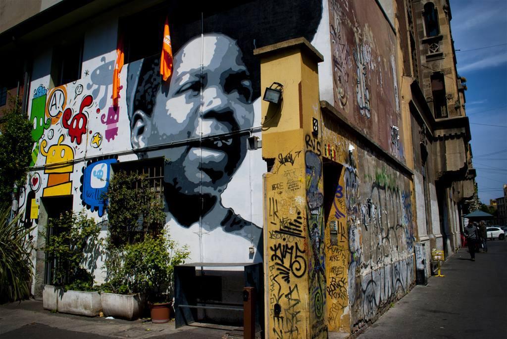 Street Art - Neomag.