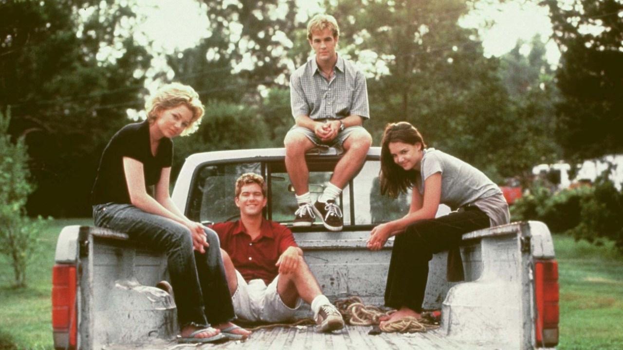20 anni di Dawson's Creek - Neomag.