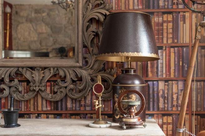 Camera Da Letto Stile Harry Potter : Lussuoso appartamento in stile harry potter ricreato a edimburgo