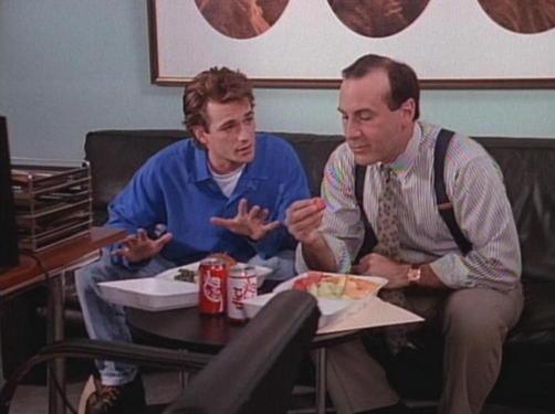 10 Migliori Padri delle serie Tv - Jim Walsh – Beverly Hills 90210 - Neomag