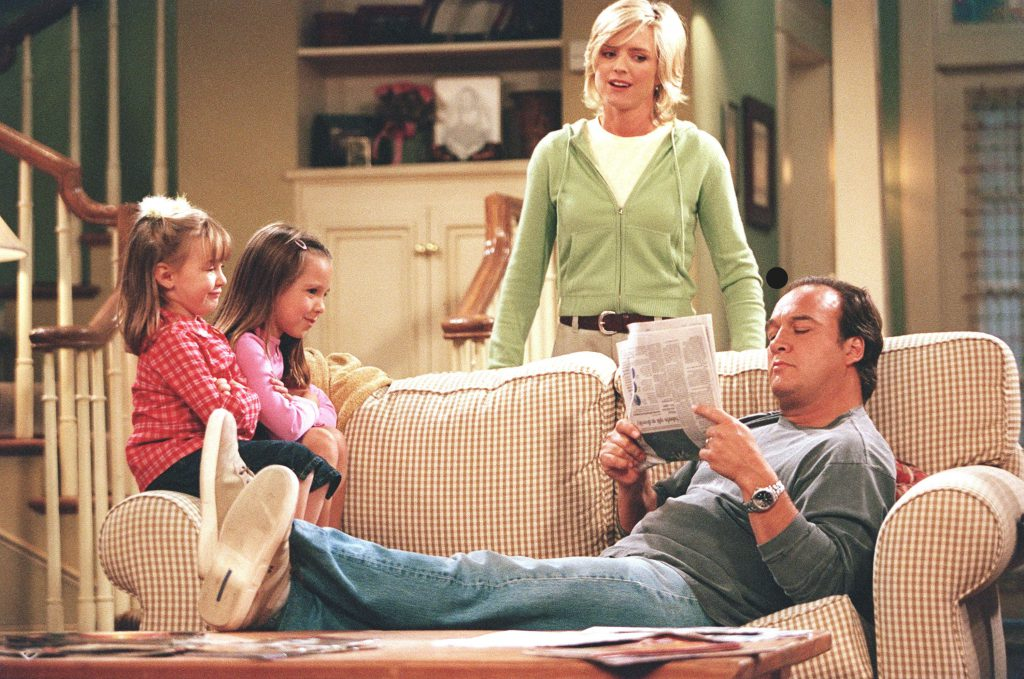 10 Migliori Padri delle serie Tv - Jim - La Vita Secondo Jim - Neomag