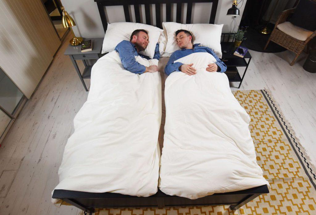 Quanto Costa Un Piumone.Ikea Lancia Il Piumone Per Coppie Che Litigano Durante La Notte