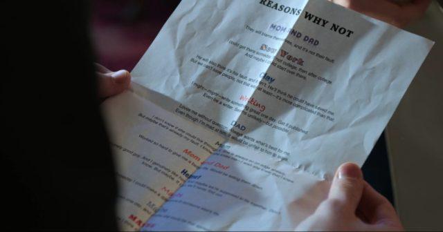 11 ragioni di Hannah Baker - 13 Reasons Why seconda stagione - Neomag.