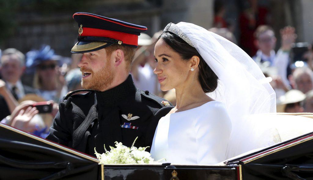 Matrimonio di Harry e Meghan - Neomag.
