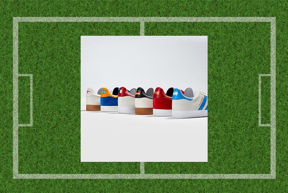 adidas Battle Pack per i Mondiali 2014 UNOTRE