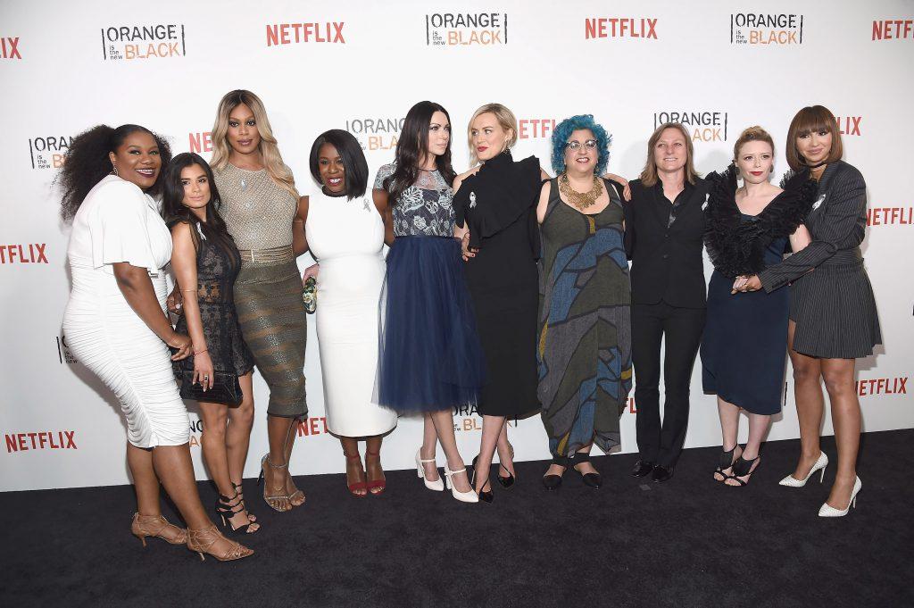 Il cast di Orange is The New Black - Neomag.