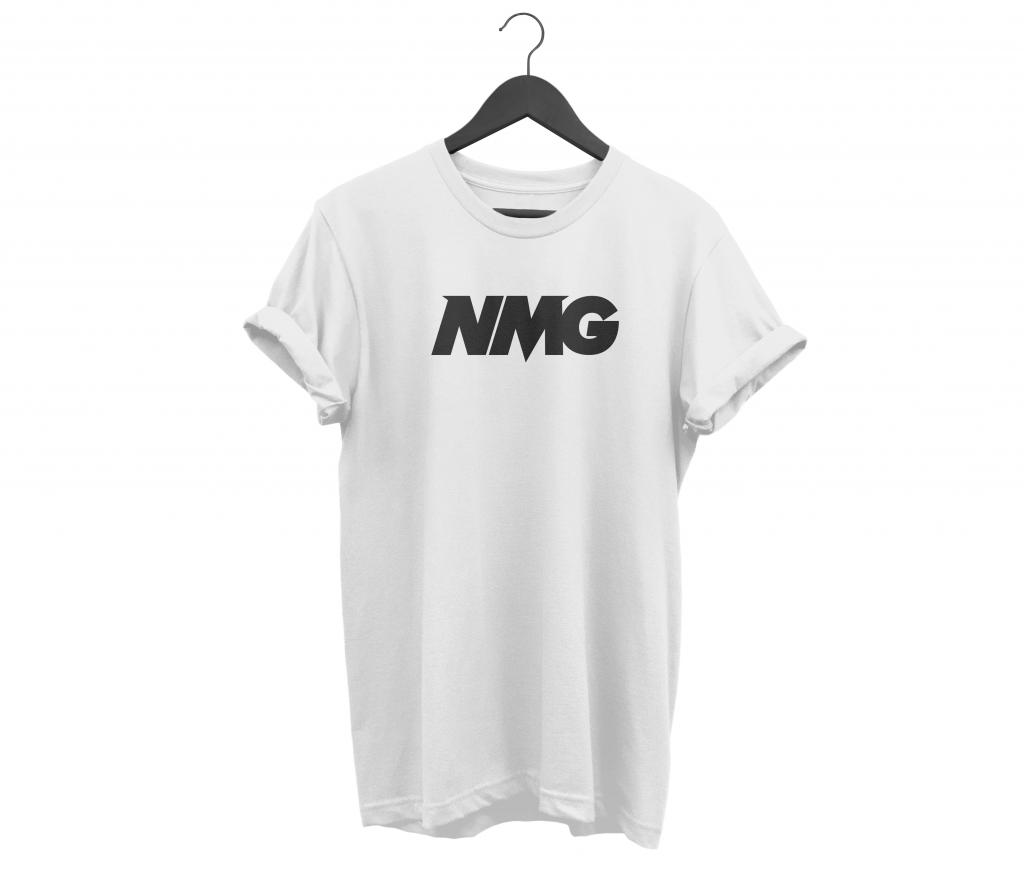 T-shirt di Tendenza - T-Shirt Thrasher - Prodotti Neomag - T-Shirt Neomag Bianca - Neomag.