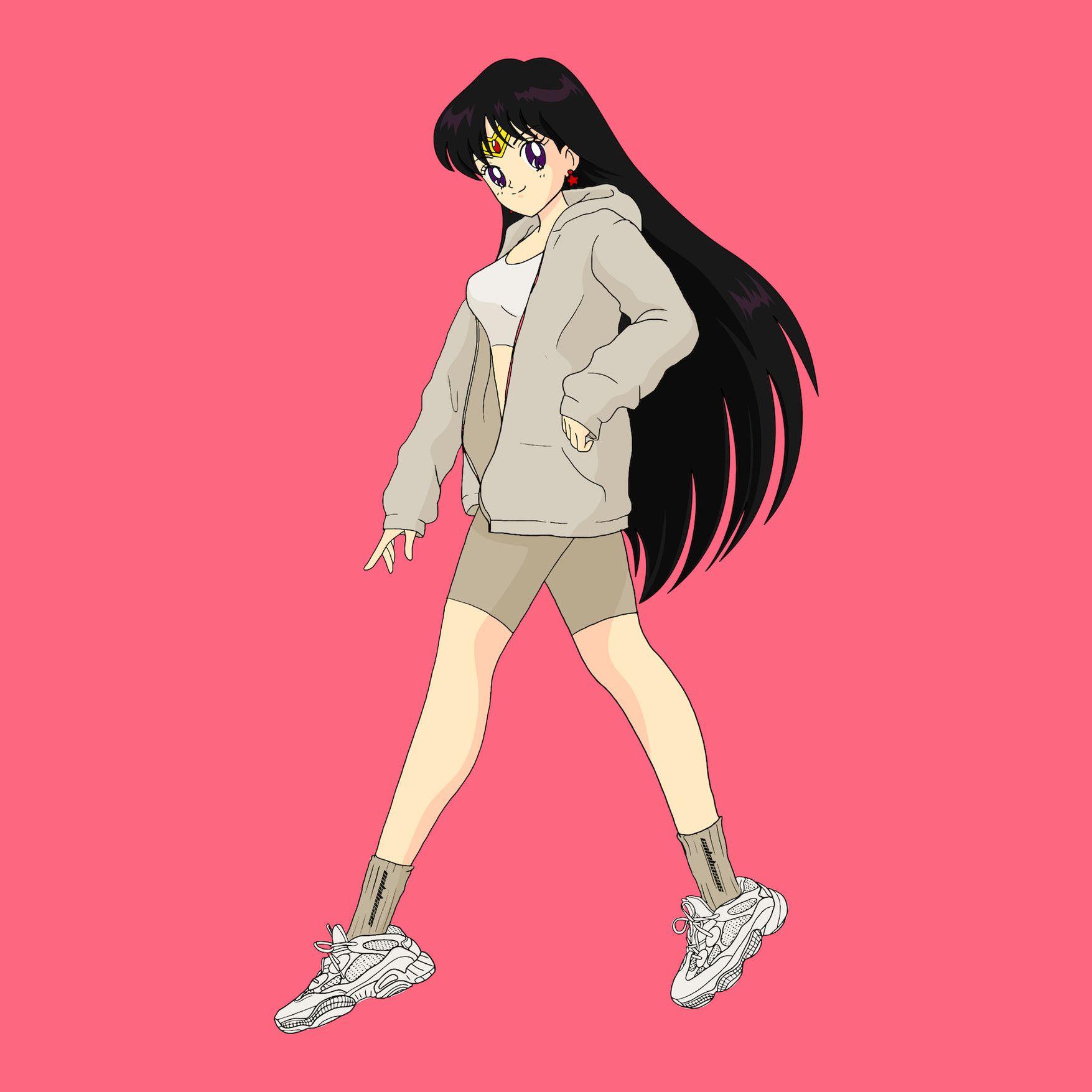 Sailor Moon - Street style - Neomag.