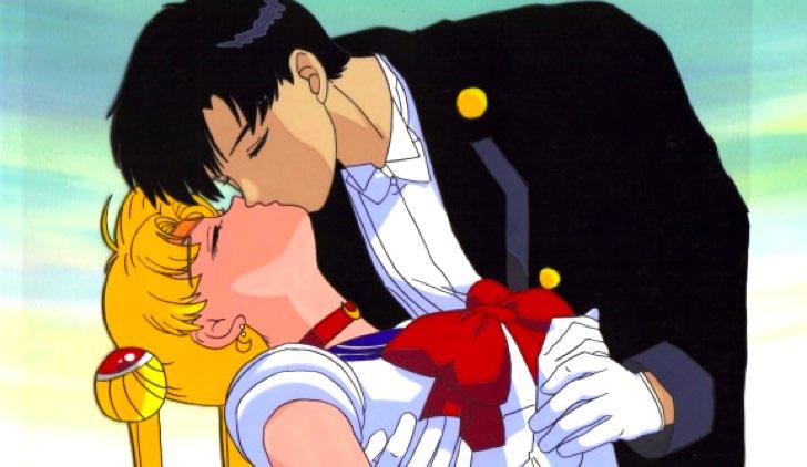 Sailor Moon e Marzio - Neomag.