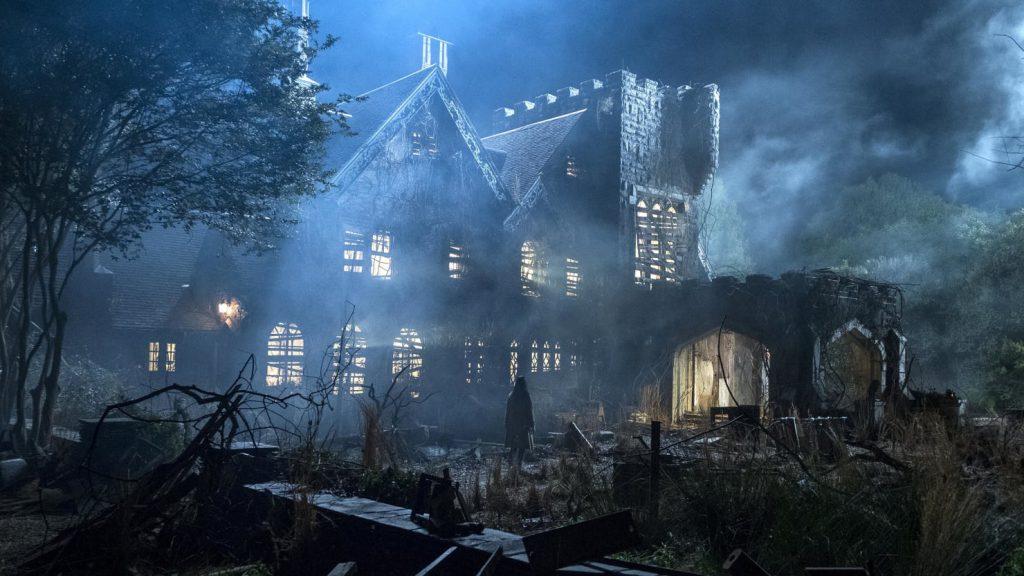 La casa di Hill House - Neomag.
