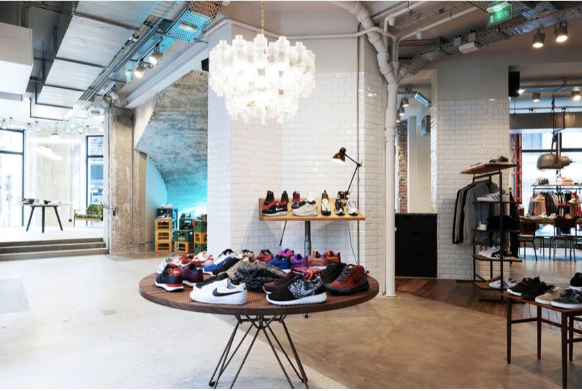 Sneaker store - Neomag.