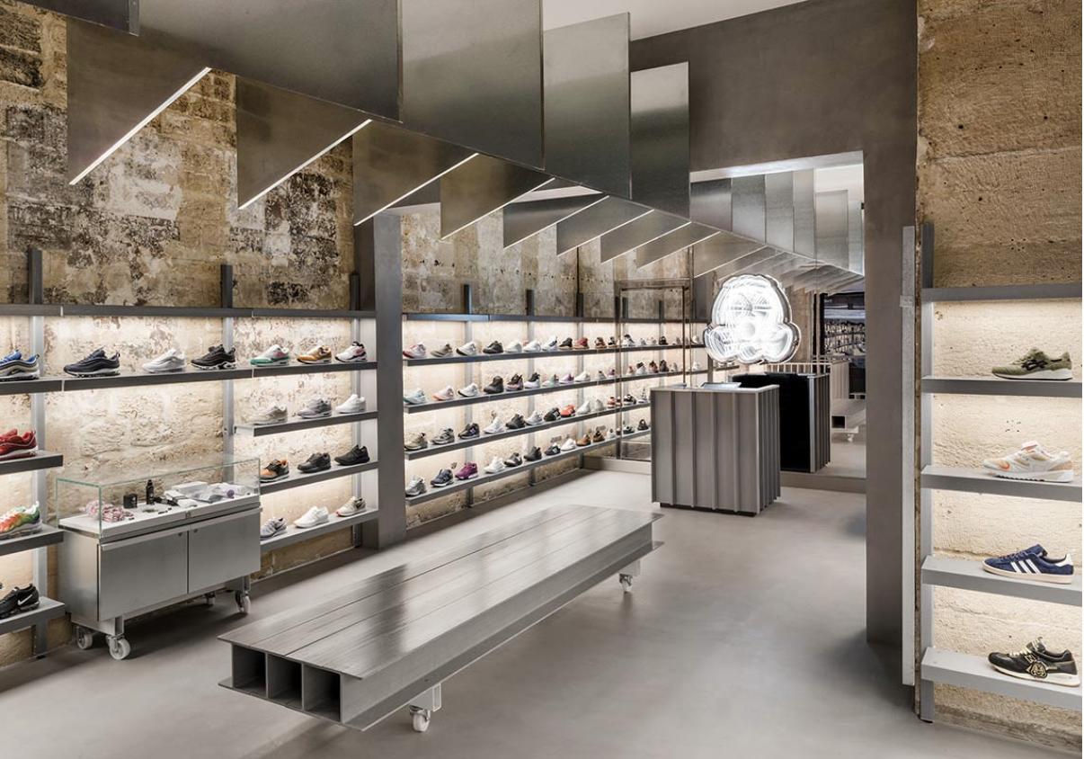 Sneaker Store Footpatrol - Neomag.