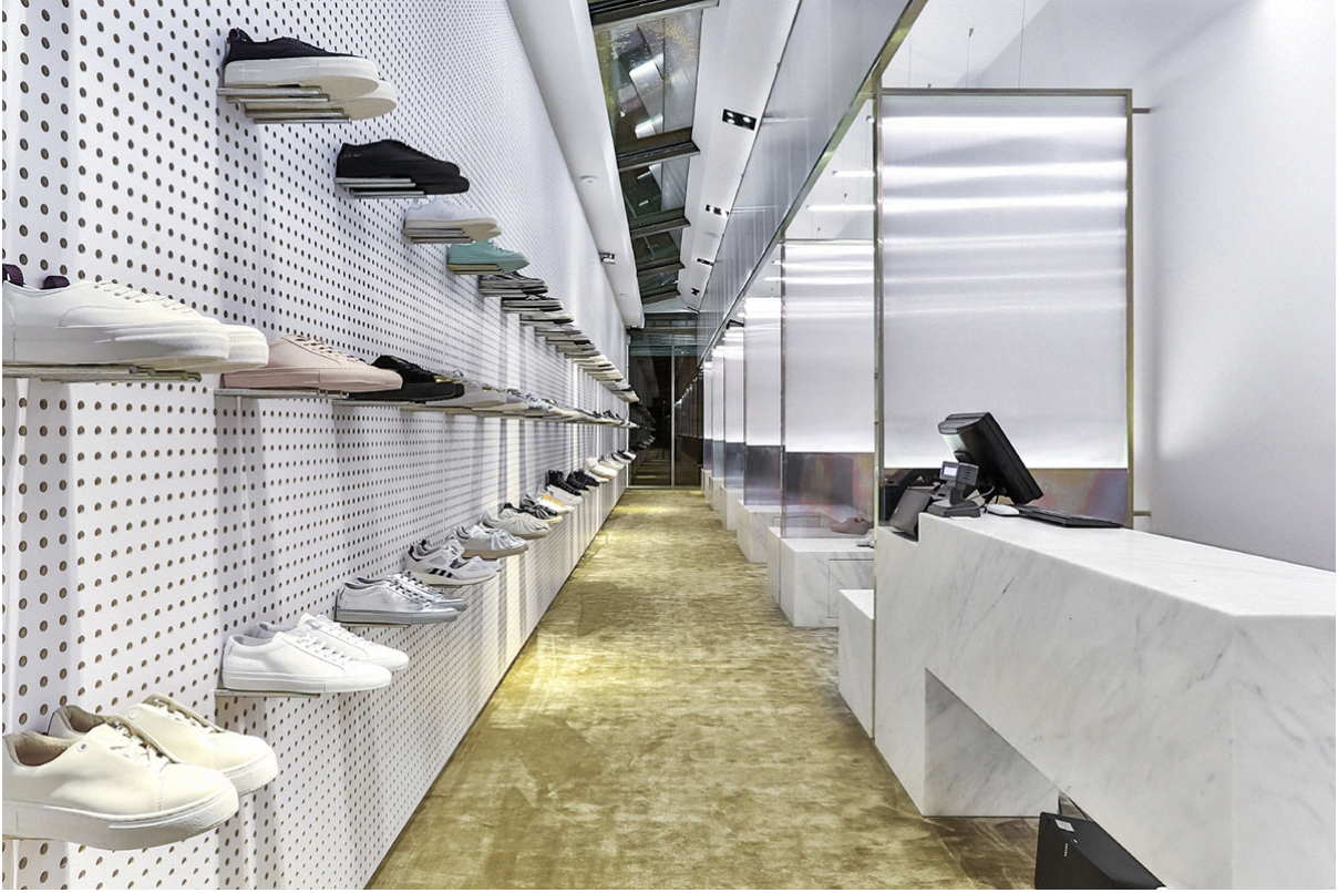 Sneaker store Sotf - Neomag.