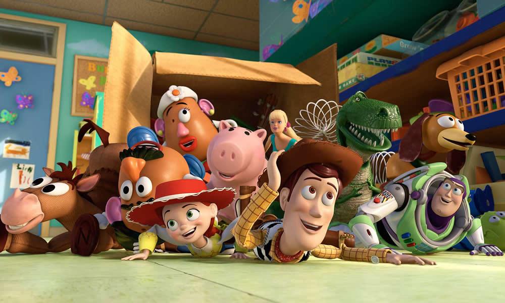 Toy story sta per tornare con woody buzz e tutta la banda