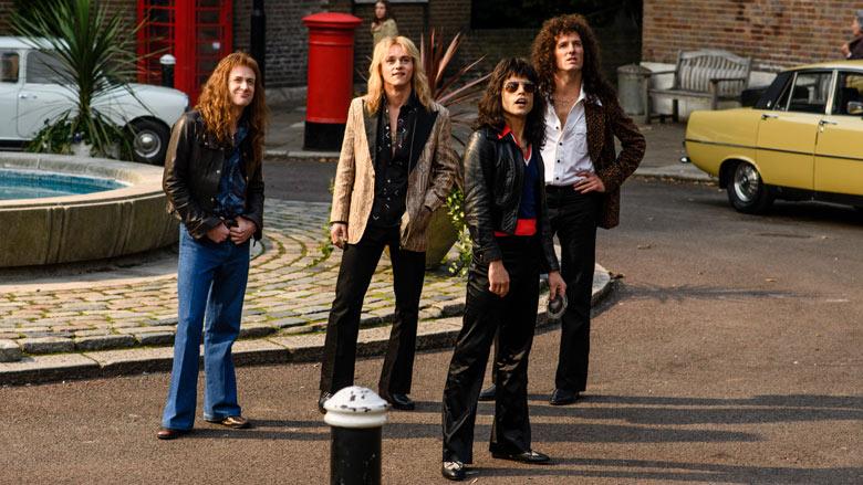 Queen in Bohemian Rhapsody - Neomag.