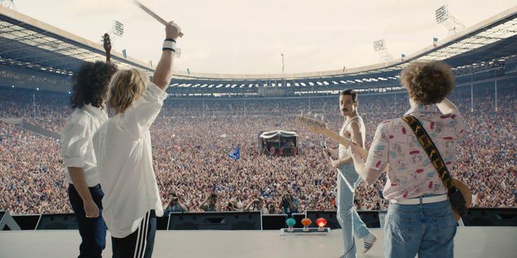 Esibizione Live Aid - Neomag.