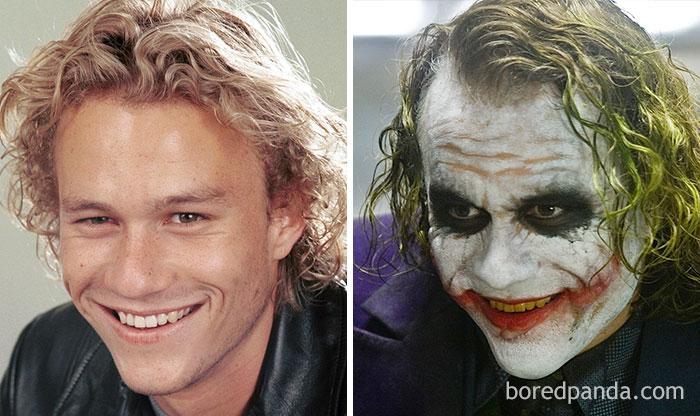 Heath Ledger - Joker - Neomag.