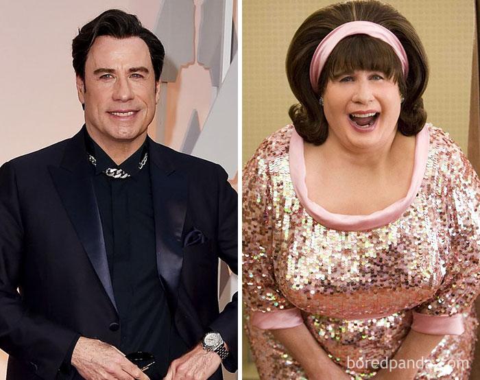 John Travolta - Edna Turnblad - Neomag.