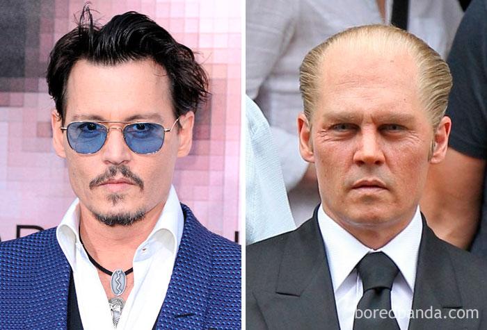 Johnny Depp - James Whitey Bulger - Neomag.