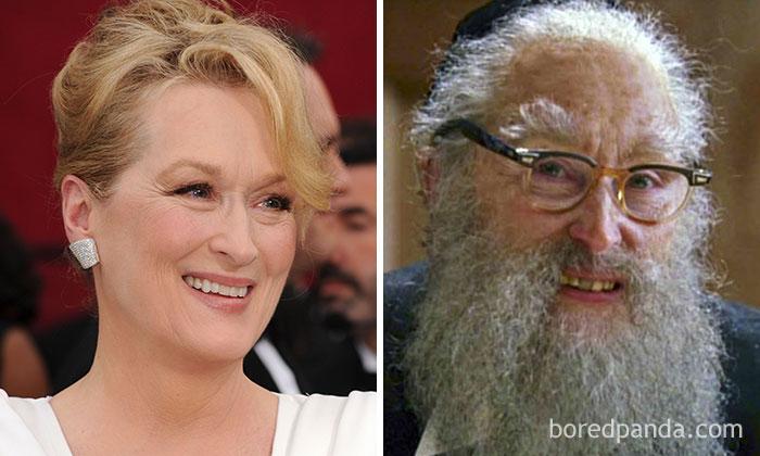 Meryl Streep - Rabbi - Neomag.