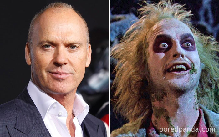 Michael Keaton - Betelgeuse - Neomag.