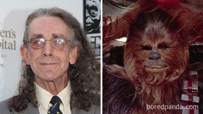 Peter Mayhew - Chewbacca - Neomag.