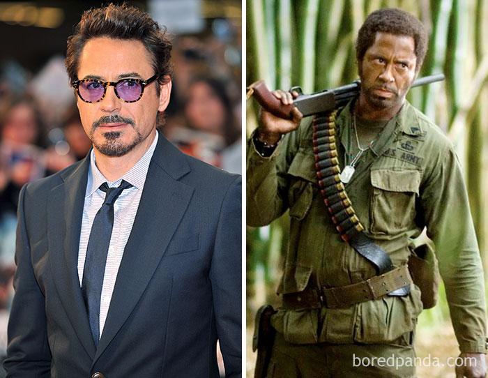 Robert Downey Jr - Kirk Lazarus - Neomag.