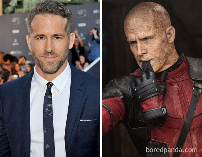 Ryan Reynolds - Deadpool - Neomag.