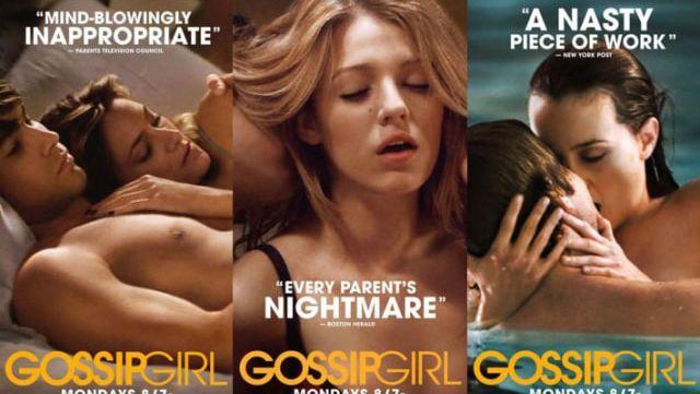 Locandine Gossip Girl - Neomag.