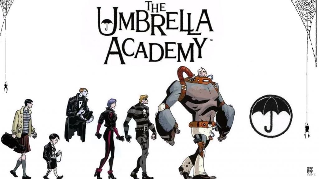 The Umbrella Academy - Neomag.