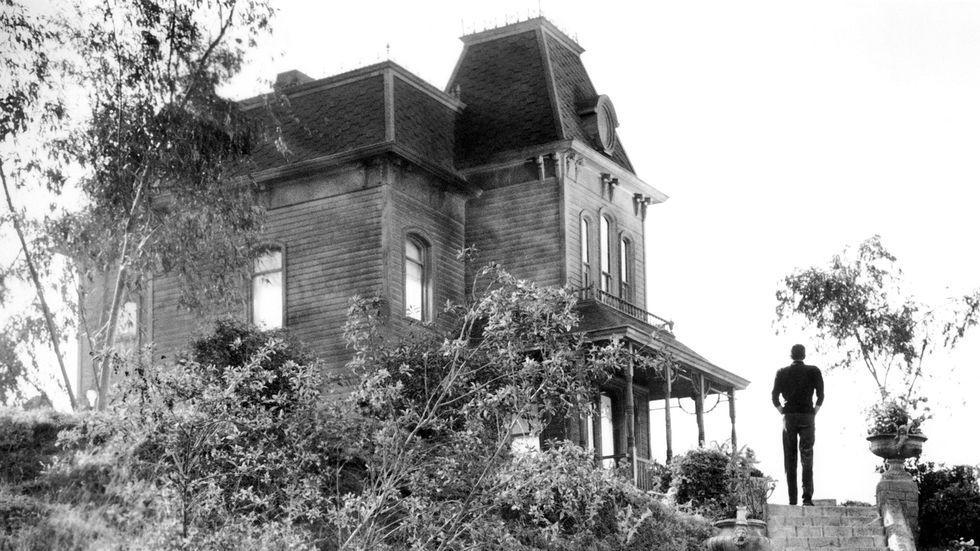 La casa di Psycho - Neomag.