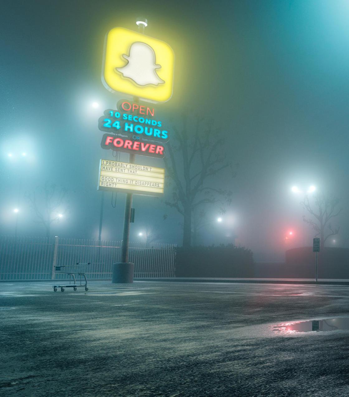 Snapchat - Neomag.