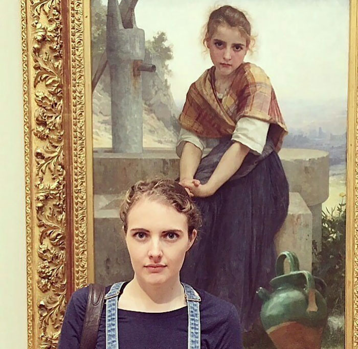 Doppelgangers al museo - Neomag.