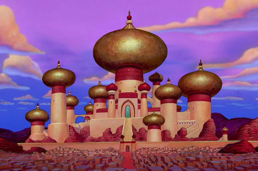 Agrabah nella realta - Neomag.