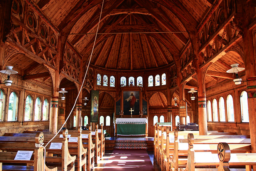 Chiesa Frozen - Neomag.