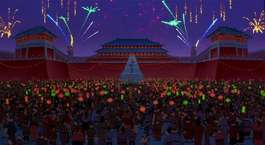 Finale Mulan - Neomag.