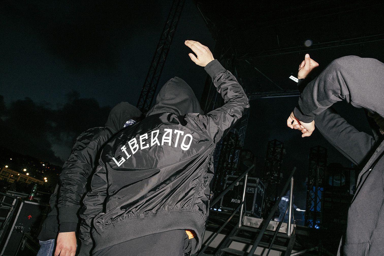Ritorno di Liberato - Neomag.