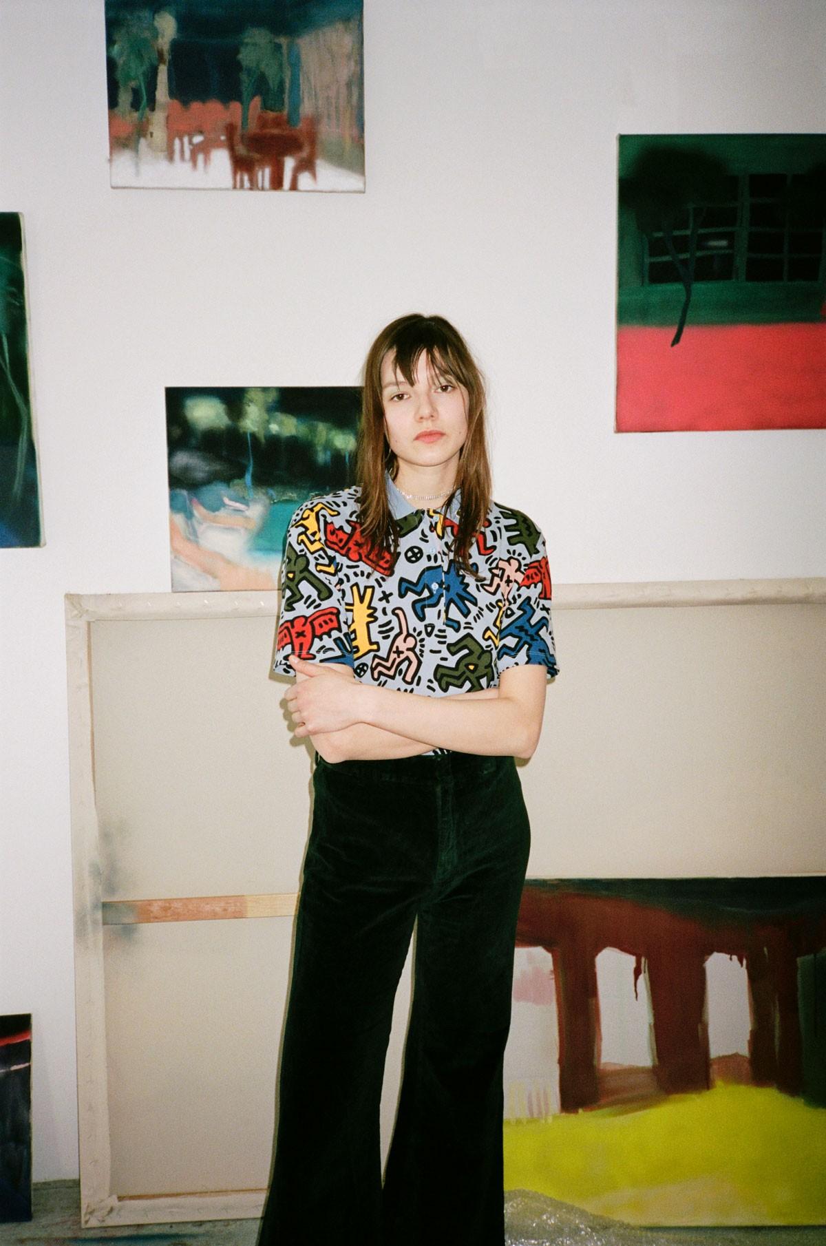 Lacoste e Keith Haring - collezione - Neomag.