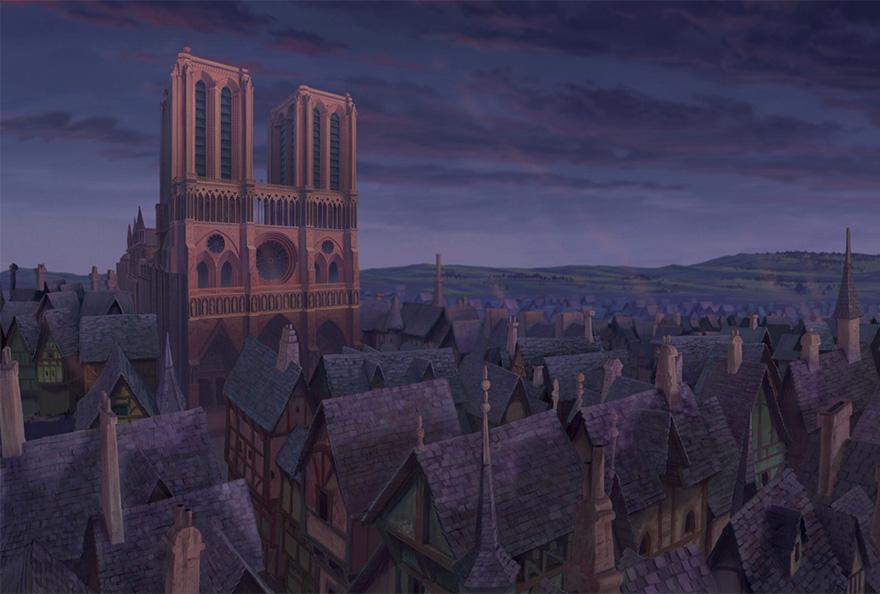 Notre Dame cartone - Neomag.