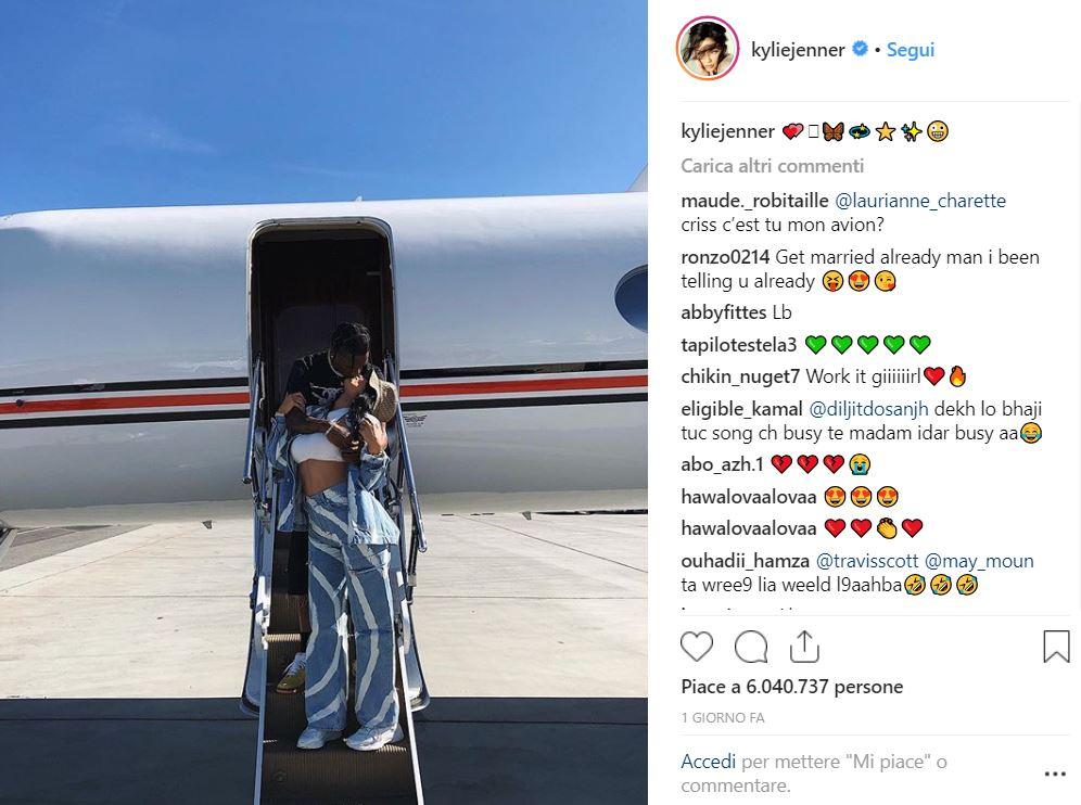 Kylie Jenner al Coachella - Neomag.