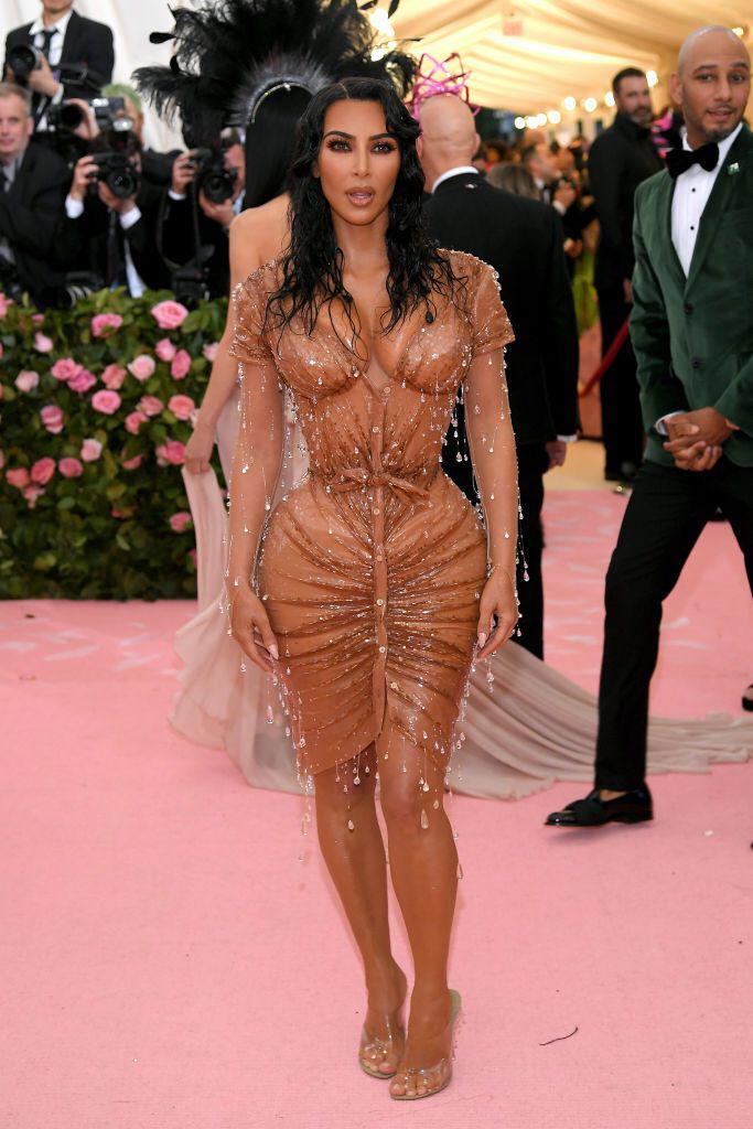 Kim Kardashian al Met Gala 2019 - Neomag.