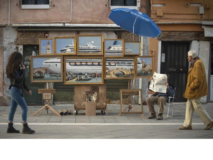 Banksy a Venezia - Neomag