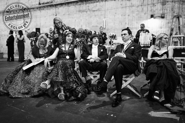Cast The Big Bang Theory - Neomag.