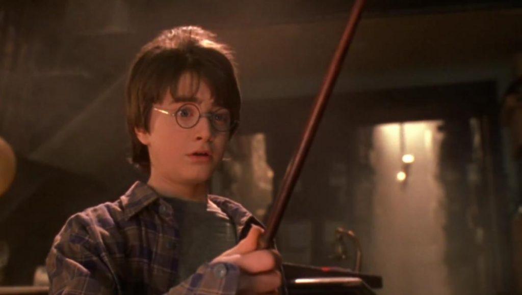 Harry Potter e la bacchetta - Neomag.