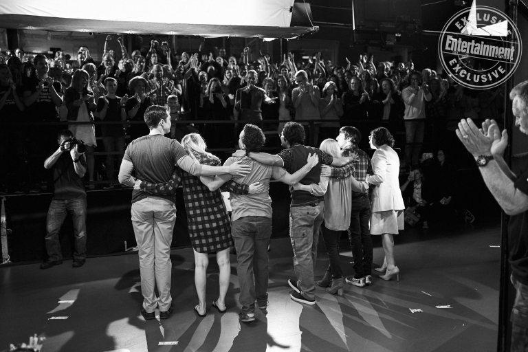 Saluto Finale The Big Bang Theory - Neomag.