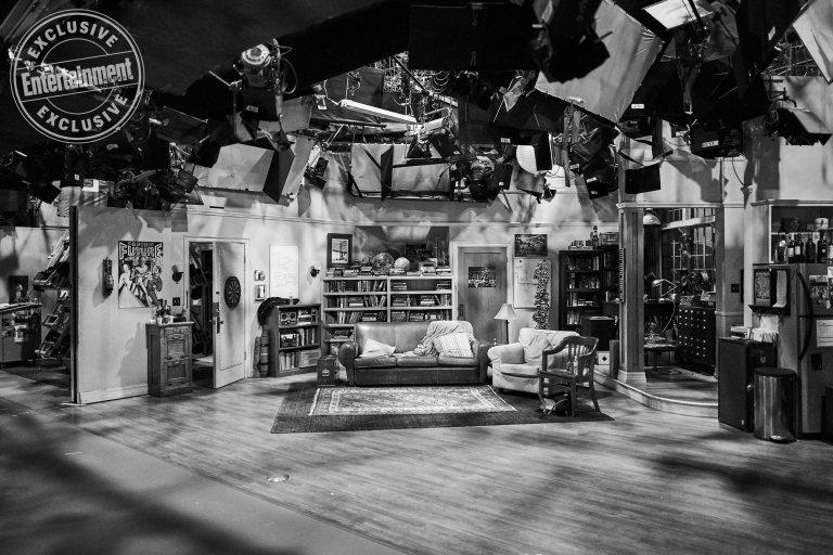 Set The Big Bang Theory - Neomag.