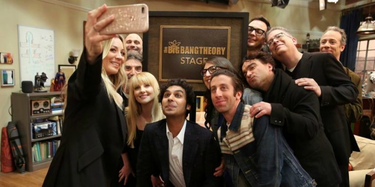 The Big Bang Theory - Neomag.