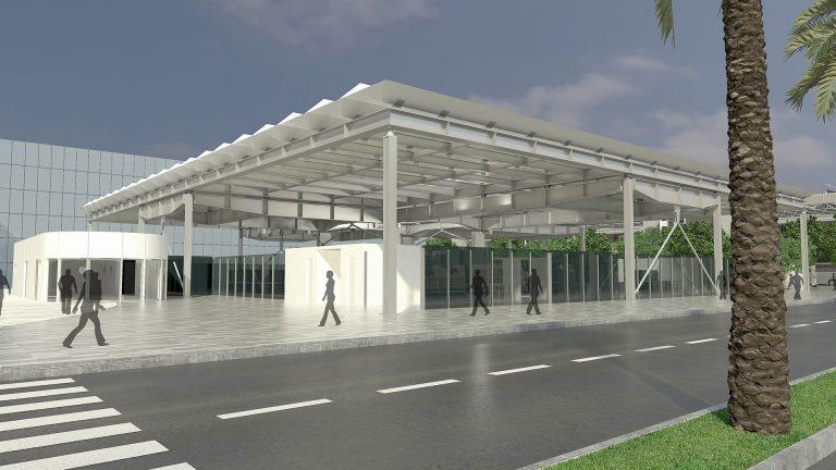 Stazione Capodichino - Neomag.