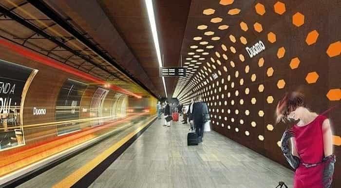 Metro Duomo di Napoli - Neomag.